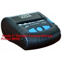 "Veeda 3"" Portable Thermal Receipt Printer MP80"