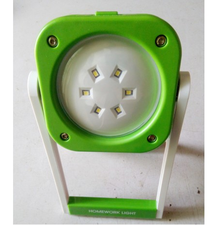 Njiwa Solar Rechargeable Homework Light