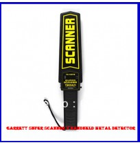Garrett Super Scanner V Handheld Metal Detector
