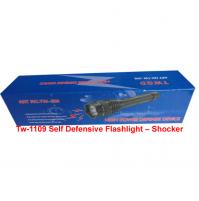 Tw-1109 Self Defensive Flashlight – Shocker
