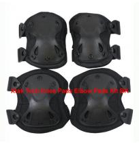 Xtak Tech Knee Pads Elbow Pads Kit BK