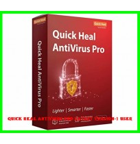 Quick Heal Antivirus Pro Latest Version-1 user