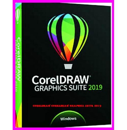 Coreldraw Coreldraw Graphics Suite 2019