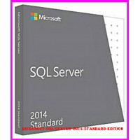 Microsoft SQL Server 2014 Standard Edition