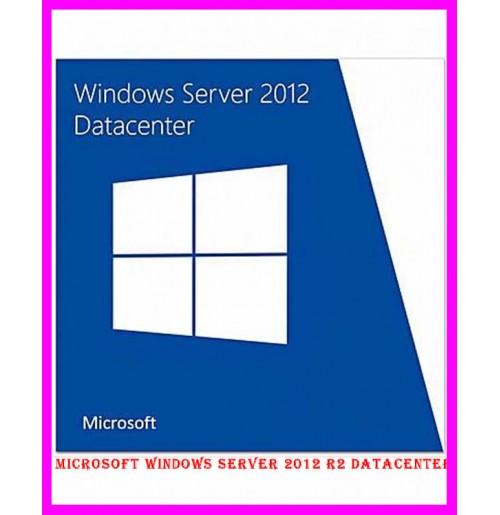 Microsoft Windows Server 2012 R2 Datacenter - 64bits