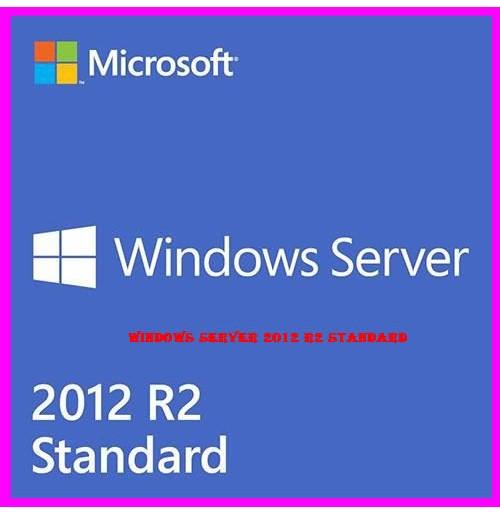Windows Server 2012 R2 Standard