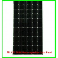 FELICITY 280W Mono-crystalline Solar Panel
