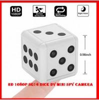 HD 1080P SQ16 Dice DV Mini Spy Camera