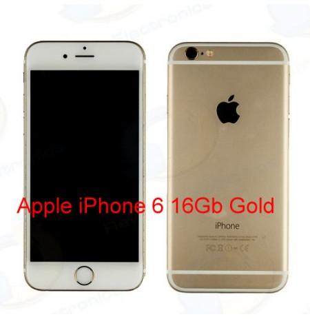 Apple iPhone 6 16Gb Gold(UK USED)