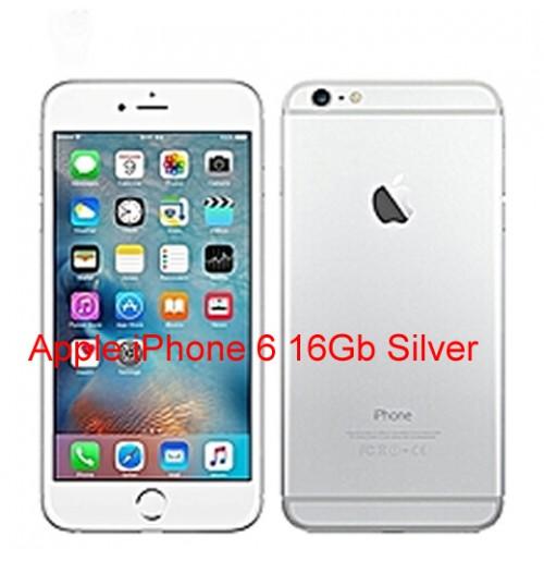 Apple iPhone 6 16Gb Silver(UK USED)
