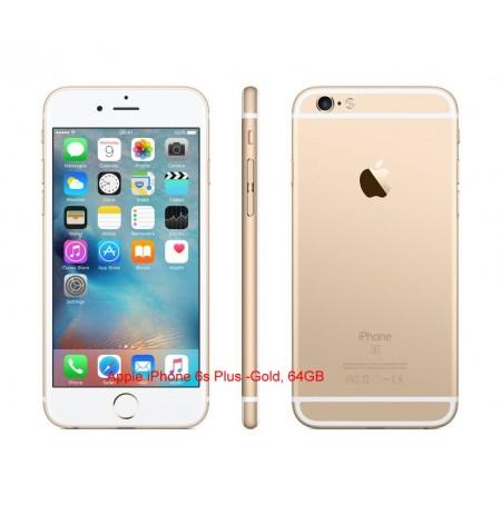 Apple iPhone 6s Plus -Gold, 64GB(UK USED)