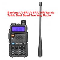 Baofeng UV-5R UV 5R UV5R Walkie Talkie Dual Band Two Way Radio