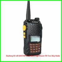 Baofeng UV-6R UHF/VHF Dual-Band High Power FM Two-Way Radio