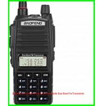 Baofeng Uv-82 Walkie Talkie Two Way Radio Dual Band Fm Transceiver
