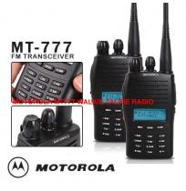 Motorola MT-777 Two Way Radio Walkie Talkie