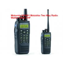 Motorola DP3601 Mototrbo Two Way Radio Walkie Talkie UHF