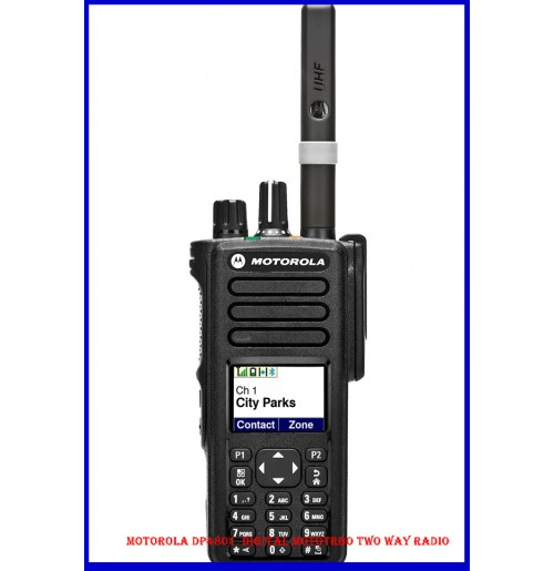 Motorola DP4801  Digital MOTOTRBO Two Way Radio
