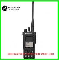 Motorola DP8668 Two Way Radio Walkie Talkie