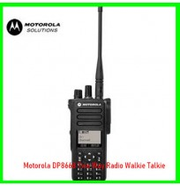 Motorola DP8668 Two Way Radio Walkie Talkie