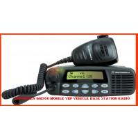 Motorola GM360 Mobile VHF Vehicle Base Station Radio