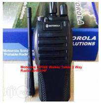 Motorola GP366 Walkie Talkie 2 Way Radio UHF/VHF