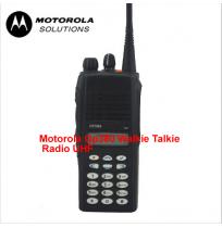 Motorola Gp380 UHF Two-way Radio