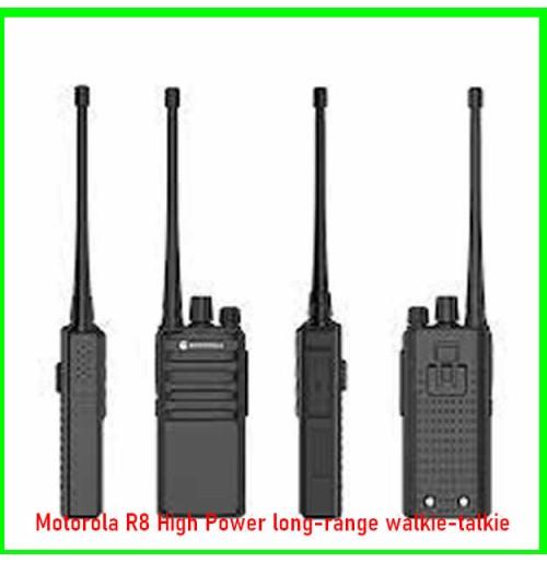 Motorola R8 High Power long-range walkie-talkie