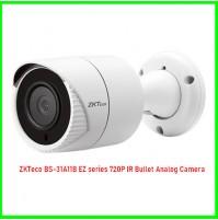 ZKTeco BS-31A11B EZ series 720P IR Bullet Analog Camera