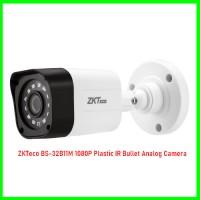 ZKTeco BS-32B11M 1080P Plastic IR Bullet Analog Camera